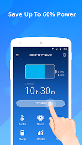 screenshot of DU Battery Saver - Battery Charger & Battery Life version 4.9.5.1