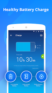 screenshot of DU Battery Saver - Battery Charger & Battery Life version Varies with device