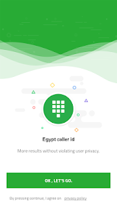 screenshot of Dalil Egypt - Caller ID version Varies with device