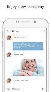 screenshot of Dating for 50 plus Mature Singles – FINALLY version 6.13.10