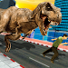 Deadly Dino Survival: Angry Dinosaur City Attack