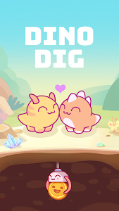 screenshot of Dino Dig - Grab & Collect version 2.6