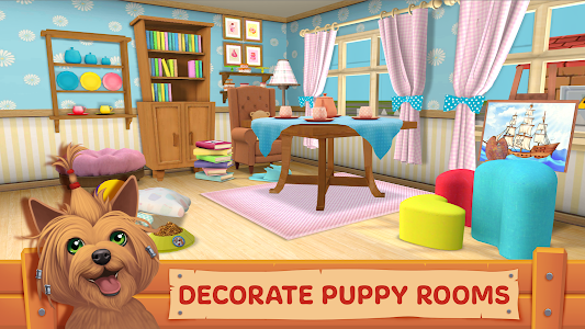 screenshot of Dog Town: Pet Shop Game, Care & Play with Dog version 1.3.44