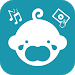 Download BeBe Sounds - White Noise, Lullaby, Baby SleepSong 1.3.1 APK