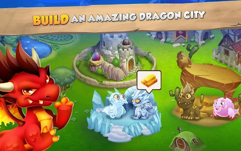 screenshot of Dragon City version 7.2.2