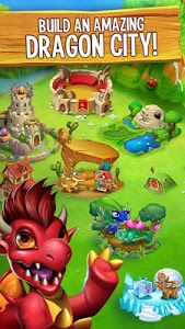screenshot of Dragon City version 4.14