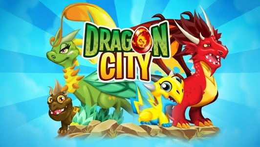 screenshot of Dragon City version 3.3.1