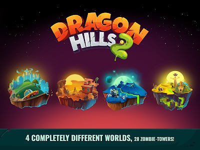 screenshot of Dragon Hills 2 version 1.1.4