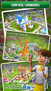 screenshot of Dream City: Metropolis version 1.1.8