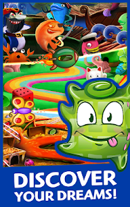 screenshot of Dreamland Story: Toon Match 3 Games, Blast Puzzle version 0.1.835
