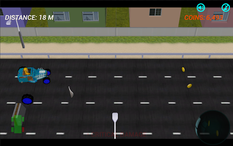 screenshot of Dummy Race version 1.1