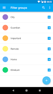 screenshot of ENL NF - Notification Filter for Ingress version Varies with device