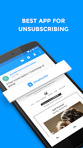 screenshot of Email -Fast & Secure mail for Gmail Outlook & more version 1.7.2