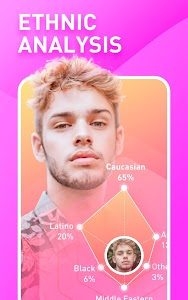 screenshot of Face Master-Face Scan,Predict Baby & Fortune version 1.6.1