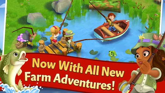 screenshot of FarmVille 2: Country Escape version 7.3.1483