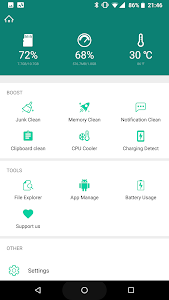 screenshot of Fast Charging Pro (Speed up) version 5.2.25