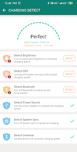 screenshot of Fast Charging Pro (Speed up) version 5.3.10