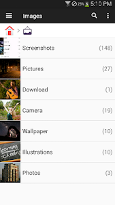 screenshot of File Manager version 2.4.6