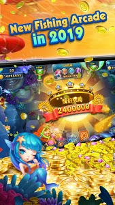 screenshot of Fishing Casino - Free Fish Game Arcades version 1.0.2.8.0