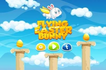 screenshot of Fly Easter Bunny, Fly! version 1.2.0.6