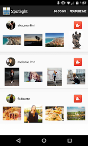 screenshot of Followers Insight for Instagram version 2.5.1