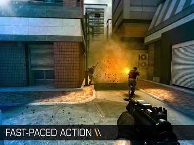 screenshot of Forward Assault version 1.2001