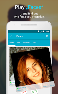 screenshot of Free Dating ♥ Choice of Love version 3.0.1