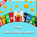 Free Gift Card Generator : Rewards Card