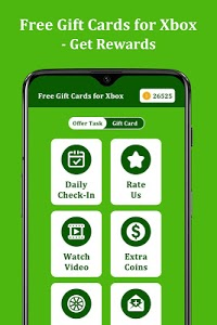 screenshot of Free Gift Cards for Xbox - Get Rewards version 1.0