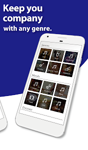 screenshot of Free Music MP3 Player(Download LITE version Varies with device