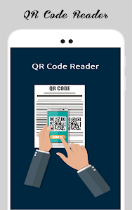 screenshot of Qr Code Reader and Scanner - Barcode scanner version 1.8