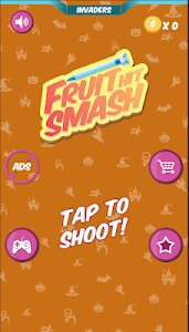 screenshot of Fruit Hit Smash : Fun Pen Throwing Games for Free version 1.0
