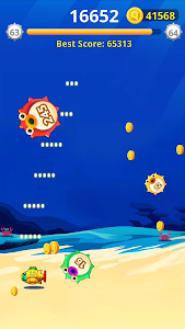 screenshot of Fugu King version 1.0.0