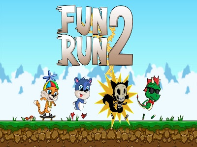 screenshot of Fun Run 2 - Multiplayer Race version 4.4.1
