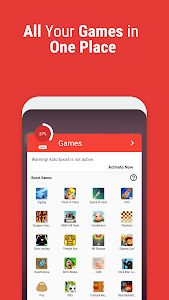 screenshot of Game Booster | Play Games Faster & Smoother version 4169r
