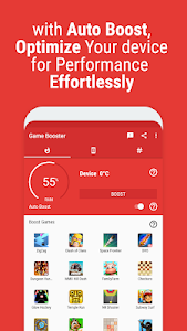 screenshot of Game Booster | Play Games Faster & Smoother version 4419lgr