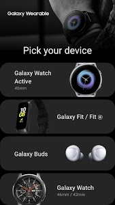 screenshot of Gear S Plugin version Varies with device
