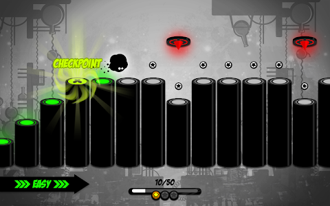 screenshot of Give It Up! 2 - free music jump game version 1.6.5