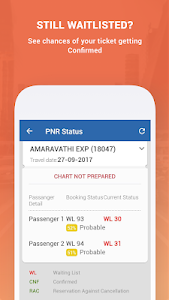 screenshot of Goibibo - Flight Hotel Bus Car IRCTC Booking App version 4.1.19