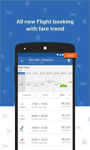 screenshot of Goibibo Flight Hotel Bus IRCTC version 2.8.8.37