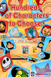 screenshot of Guess The Character version 6.0.1