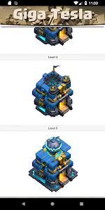 screenshot of Guide for Clash of Clans CoC version 2.0.16