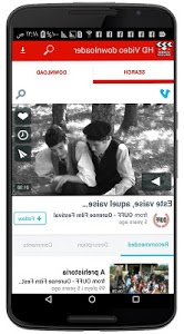 screenshot of HD Video Downloader For All version 9.0