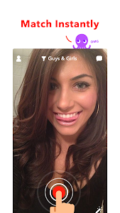 screenshot of HOLLA - best random video chat version 2.1.2