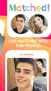 screenshot of HOLLA: Live Random Video Chat, Meet New People version 4.1.10