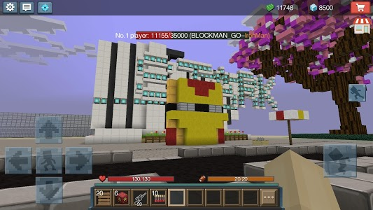 screenshot of Hero Tycoon version 1.7.6