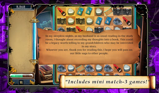 screenshot of Hidden Object - Manor Fable version 1.1.0