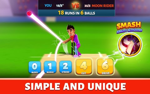 screenshot of Hitwicket™ Superstars: Cricket Strategy Game version 3.2.16