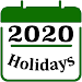 Download Holiday Calendar 2020 2019 4.0 APK