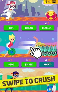 screenshot of Bowling Idle - Sports Idle Games version 2.1.5